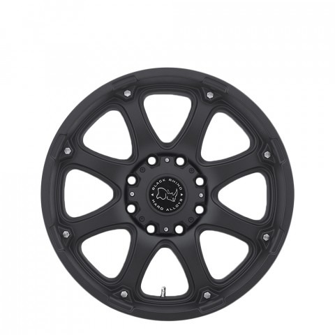 Glamis - Matte Black Wheels