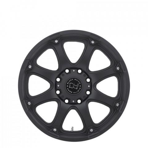 Glamis - Matte Black Wheels