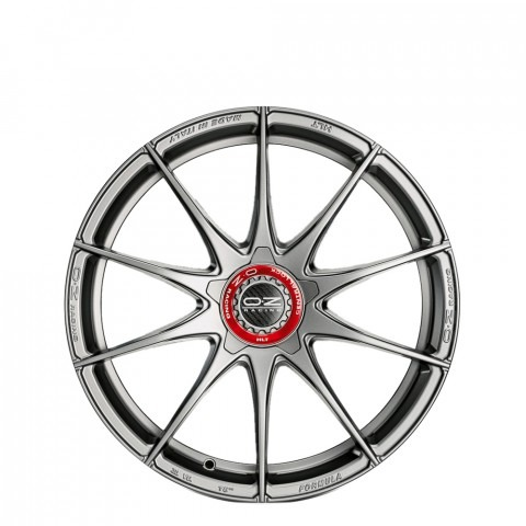 Formula HLT - Grigio Corsa - Centre Lock Cap Wheels