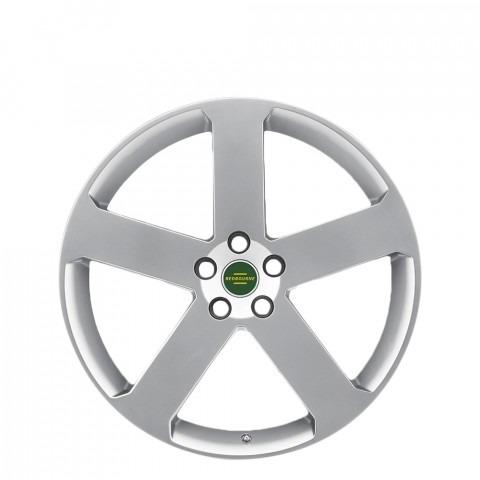 Nottingham - Hyper Silver Wheels