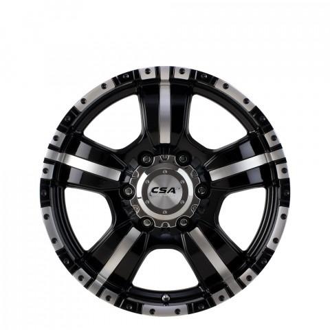 Monster - Black M-Face 178 Wheels