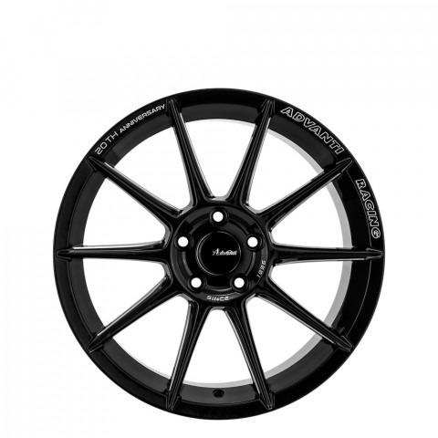 Taipei - Gloss Black Wheels