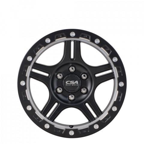 Krawla - Satin Black M-Recess  Wheels