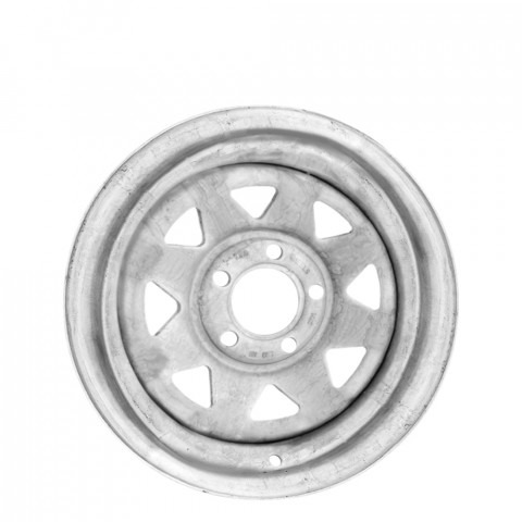 Terra Galvanised - Galvanised Wheels