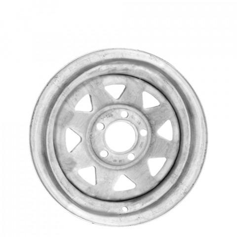 Terra Galvanised - Galvanised Wheels