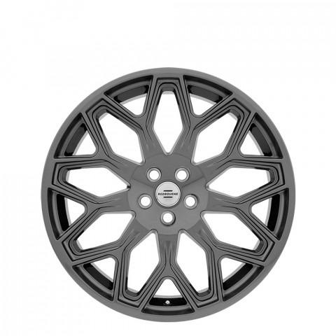 King - Gloss Gunmetal Wheels