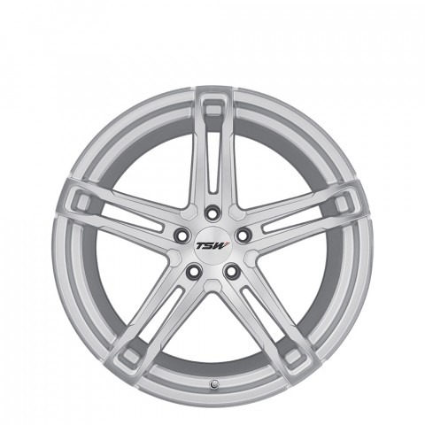 Mechanica - Silver W/Mirror Cut Face Wheels