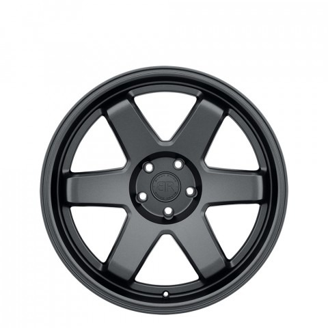 Roku 5 - Gunblack Wheels