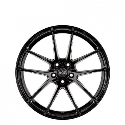 Leggera HLT - Gloss Black Wheels