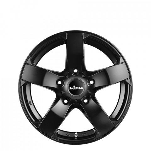 Avenger 5 - Satin Black Wheels