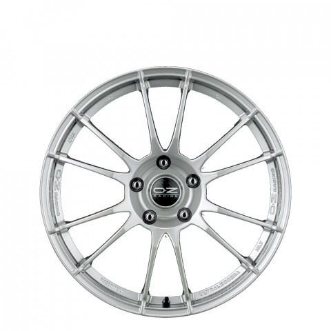 Ultraleggera HLT - Matt Race Silver Wheels