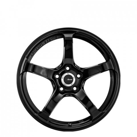 N722 DST - Gloss Black Wheels