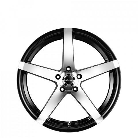 Hostile - Black Machined Wheels