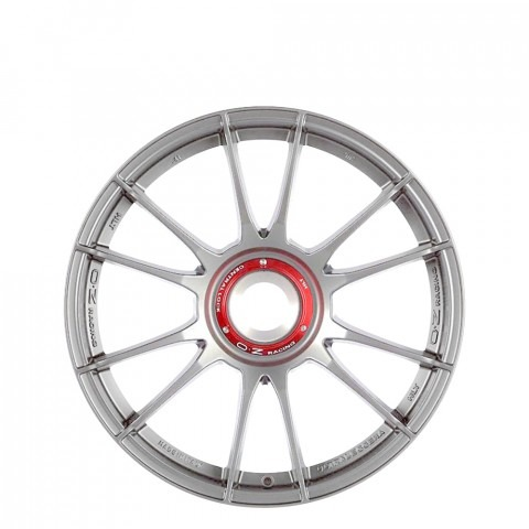 Ultraleggera HLT CL - Matt Race Silver Wheels