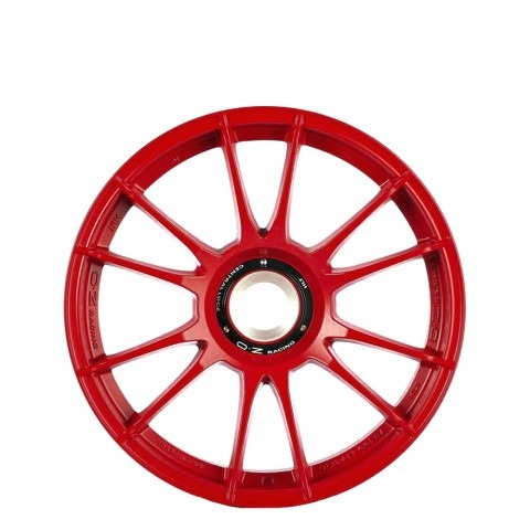 Ultraleggera HLT CL - Red Wheels