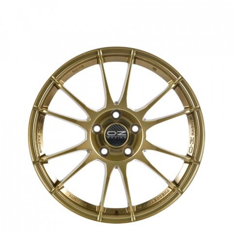 Ultraleggera - Race Gold Wheels