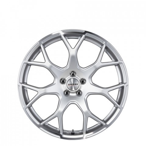Arrow - Hyper Silver/Machined Accents Wheels