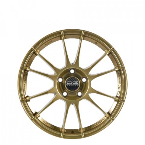 Ultraleggera HLT - Race Gold Wheels