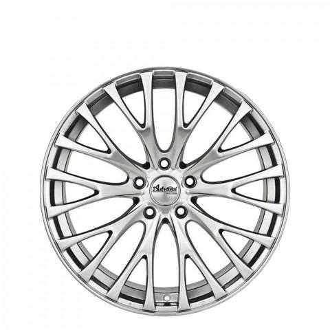 Caesar - Hyper Silver Wheels
