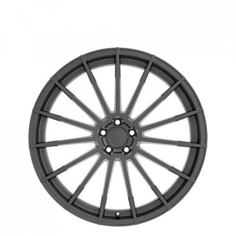 Stirling - Gloss Gunmetal Wheels