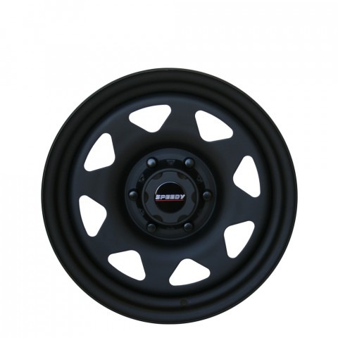 Desert Rat - Black Suede Wheels