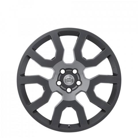 Hercules - Gloss Gunmetal Wheels