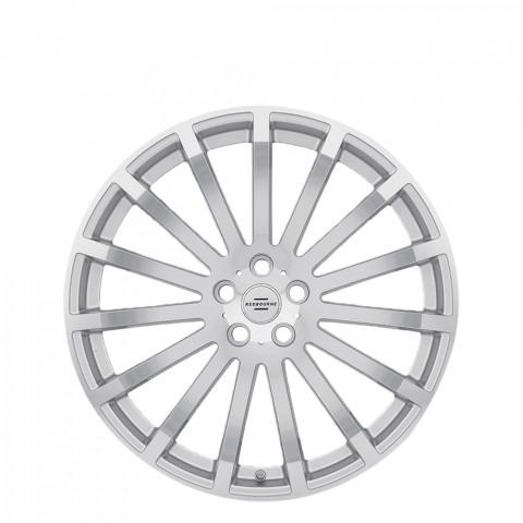 Dominus - Silver W/Mirror Cut Face Wheels