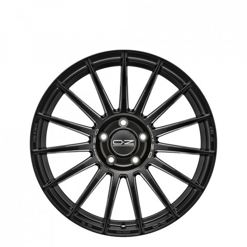Superturismo Dakar - Matt Black + Silver Lettering Wheels