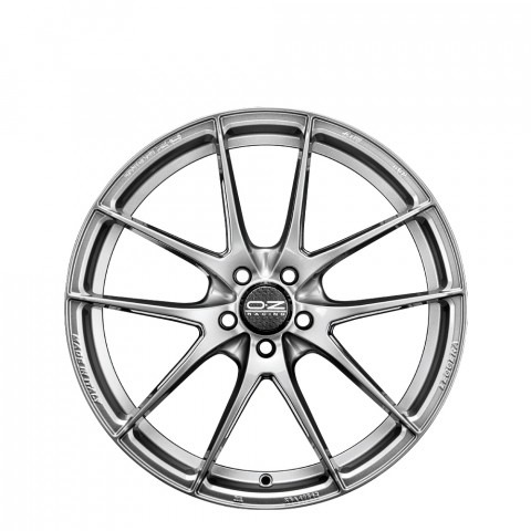 Leggera HLT - Grigio Corsa Bright Wheels