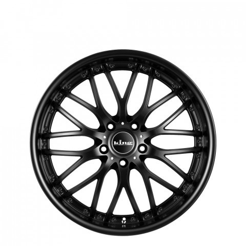 Malice - Satin Black Wheels