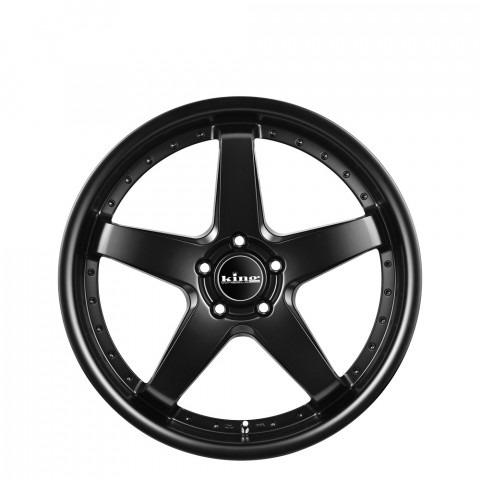 Detroit - Satin Black Wheels