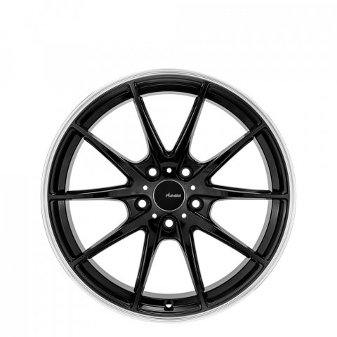 Vernier - Gloss Black Lip Polish Wheels