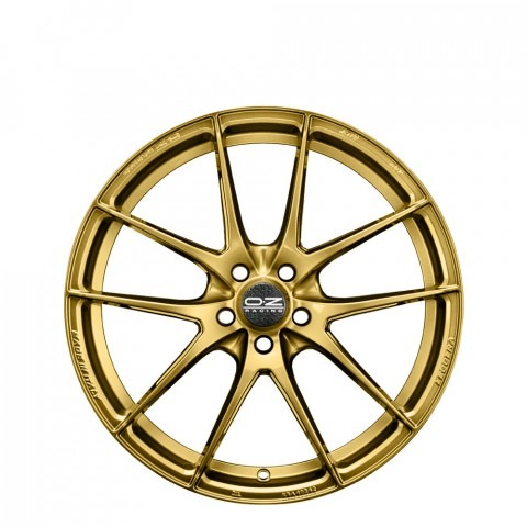 Leggera HLT - Race Gold Wheels