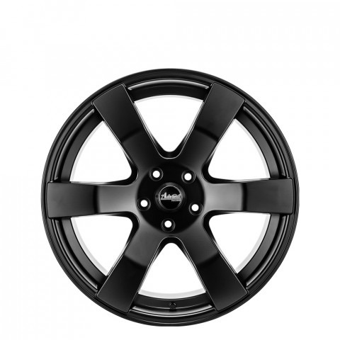 Typhoon - Matt Black Wheels