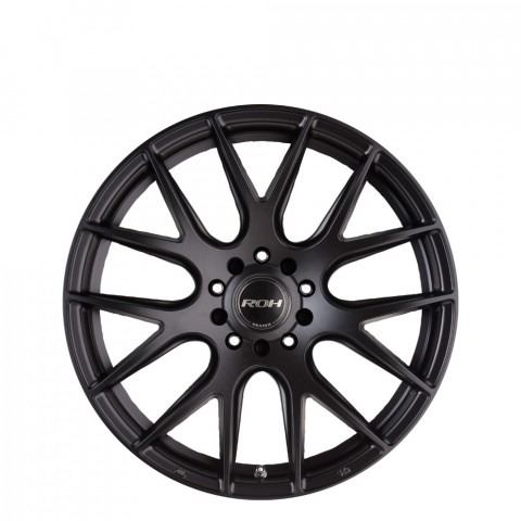 Evolution R - Matt Black Wheels