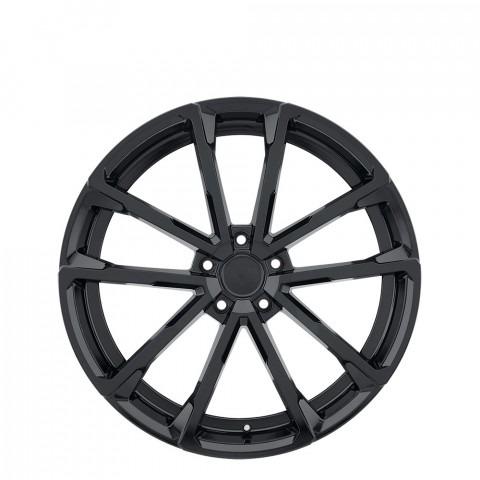 Wolf - Gloss Black Wheels