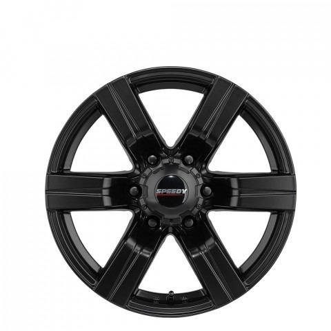Assault - Satin Black Wheels