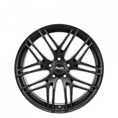 Verona - Semi Gloss Black Wheels