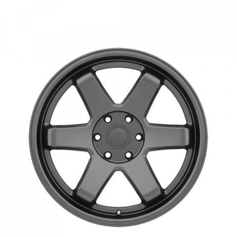 Roku 6 - Gunblack Wheels