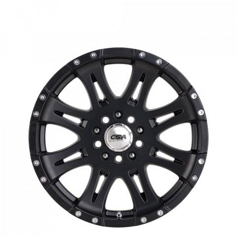 Raptor - Satin Black All Over SC Wheels