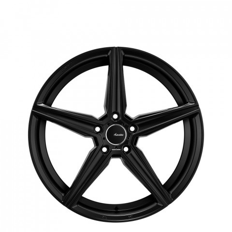 Summit - Semi Matt Black Wheels