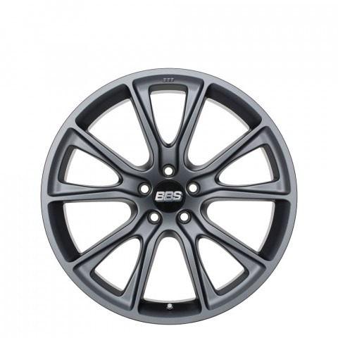 SV - Satin Titanium Wheels
