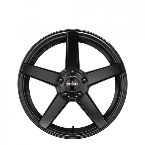Hammer - Satin Black Wheels