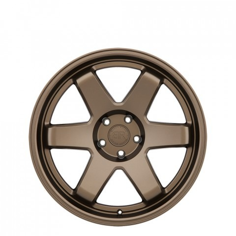 Roku 5 - Matte Bronze Wheels