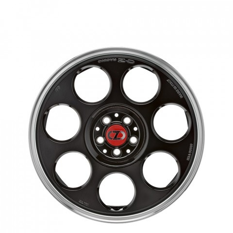 Anniversary 45 - Black Diamond Lip Wheels