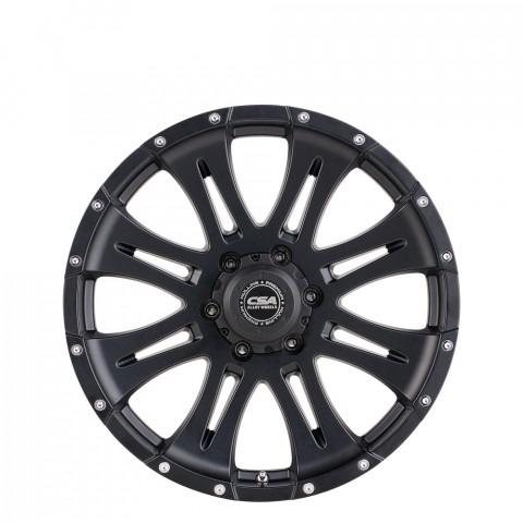 Raptor - Satin Black All Over Wheels