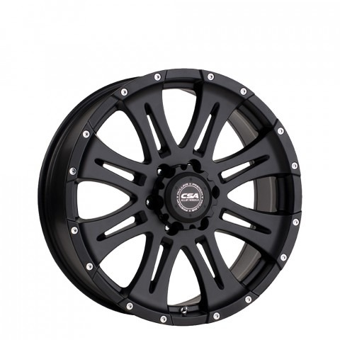 Csa Raptor Satin Black All Over Wheels From 255