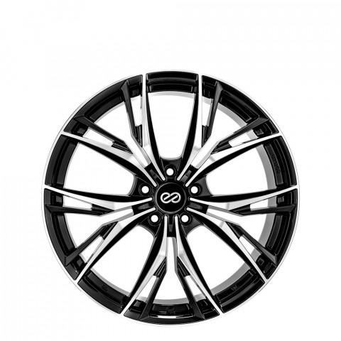 SP77 - Gloss Black/Full Polish Wheels