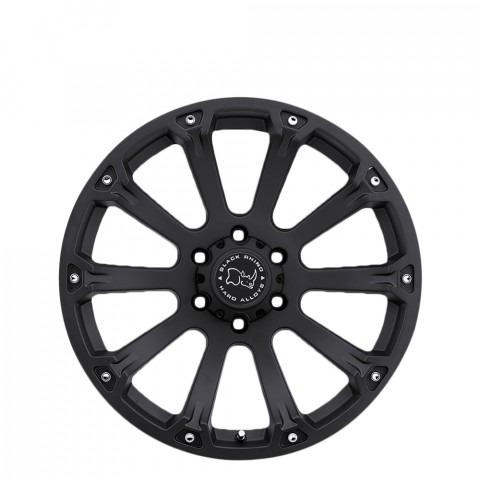 Sidewinder - Matte Black Wheels