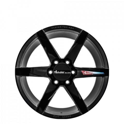 Robona - Satin Black Wheels